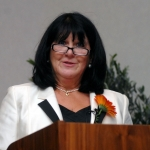 Photo of Cllr Jeanette Skeats